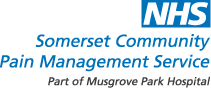 the NHS Somerset Community Pain Management Service
